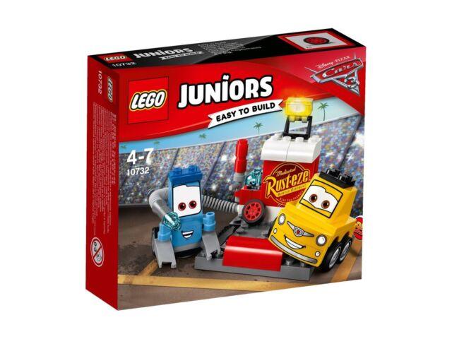 LEGO Juniors Guido und Luigis Pit Stopp (10732)
