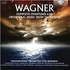 Richard Wagner - Wagner: Complete Overtures and Orchestral Music from the Operas (2016)