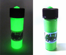Glow-On GREEN Glow Paint For Gun Sights, Fishing Lures, 4.6 ml Vial, Bright