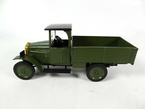 AMO-F-15 TRUCK 1:43 UdSSR Modellauto Diecast Miniatur Auto Car R6