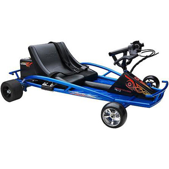 Electric Go Kart Slide Drift Battery Ed Kids Rideon Fast Gokart Toy Gift