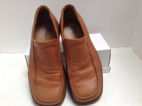 Tan 7 Homme Mocassins Taille Eco vY8fqO