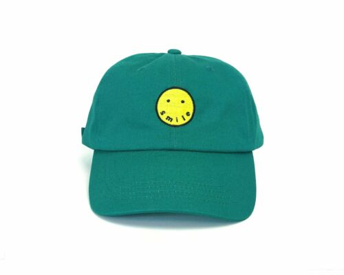 Smile Dad Hat NEW Custom Embroidery Design