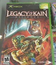 Legacy of Kain: Defiance (Microsoft Xbox, 2003) - European Version