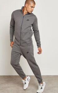 1669c65e79a247 Nike Fleece Tracksuit (Grey) - XL - New ~ 861776 071 886916085108