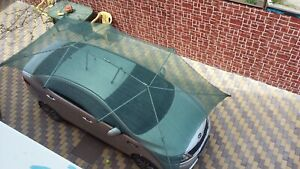 Protecting the car from hail, cover for car