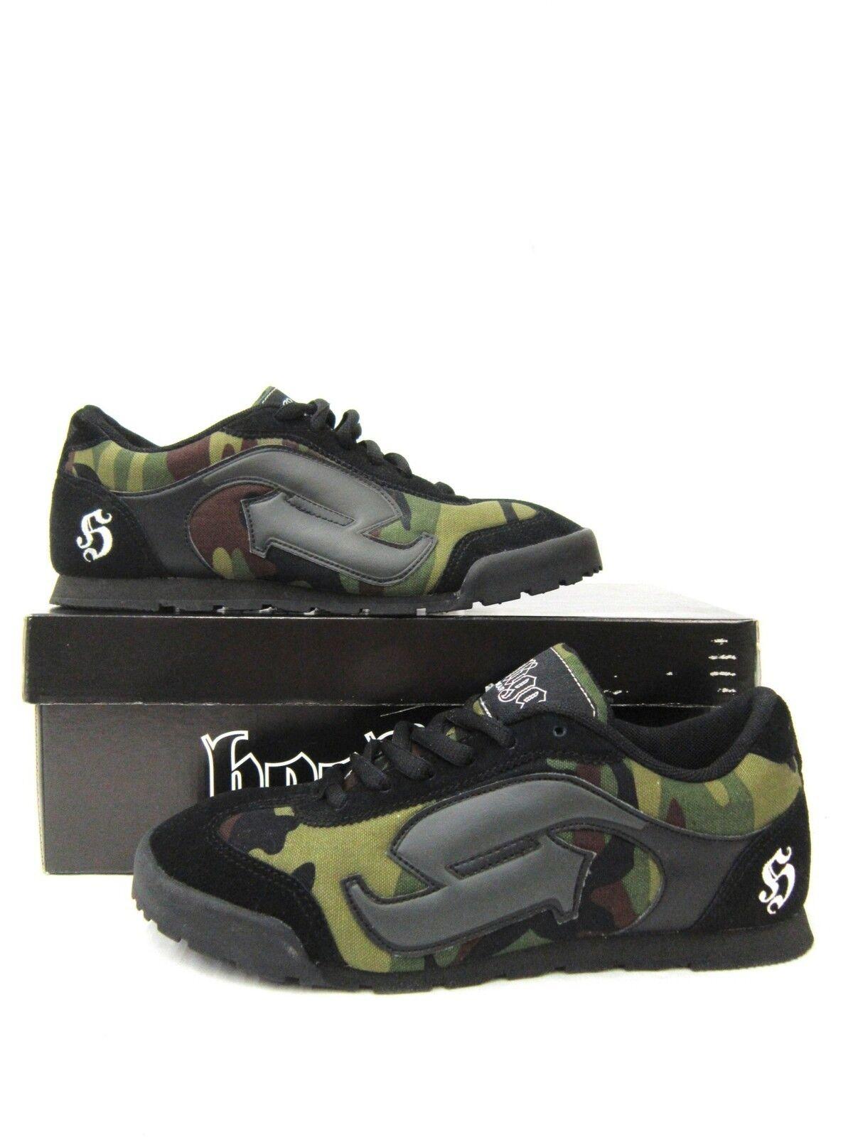 Hooligan Sneaker Schuh Schuh Schuh Camouflage #5001 b65311