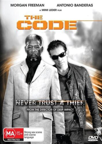 1 of 1 - The Code (DVD, 2010)