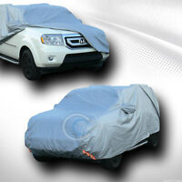 5100mm 4 Layer Waterproof Anti Uv Sun Rain Resistant Suv Car Cover For Chevy on sale