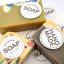 Soap Gift Wakehurst Handmade Soap Stickers Labels 5sheet 30pcs