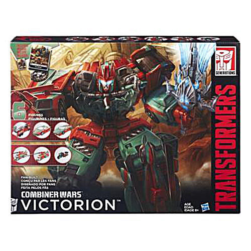 Transformers Hasbro Generations Combiner Wars VICTORION SET 100% NEW DHL