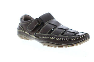 GBX-Sentaur-135592-2-Mens-Brown-Adjustable-Strap-Sport-Sandals-Shoes-7
