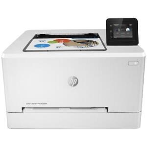 HP-Stampante-LaserJet-Pro-M254dw-Laser-a-Colori-A4-21-ppm-Wi-Fi-Ethernet-USB-2-0