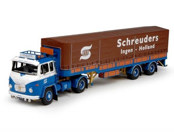 SCANIA r024028a autoarticolati schreuders  ingen-Holland