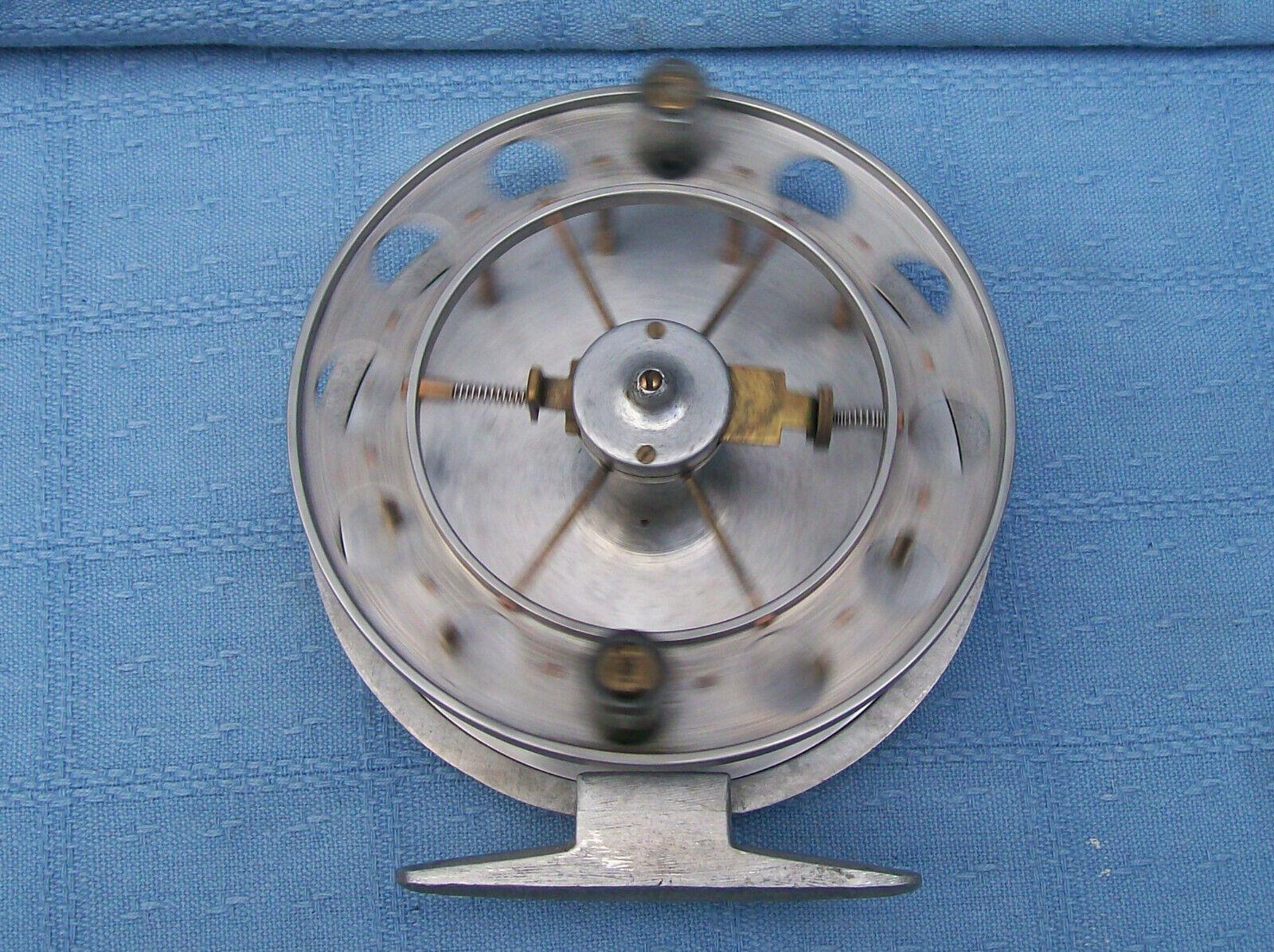 Vintage completamente funcional Kenny Kendal ancho tambor Antena Centro Pin Cocherete de trojoadores
