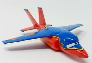 Disney Pixar Cars Take Flight Falcon Hawk 1 Jet Plane Diecast Planes Mattel