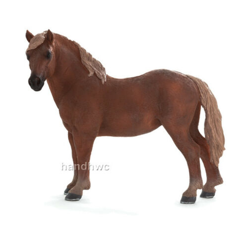 Mojo Fun 387195 Suffolk Punch Mare Model Horse Toy Replica NIP