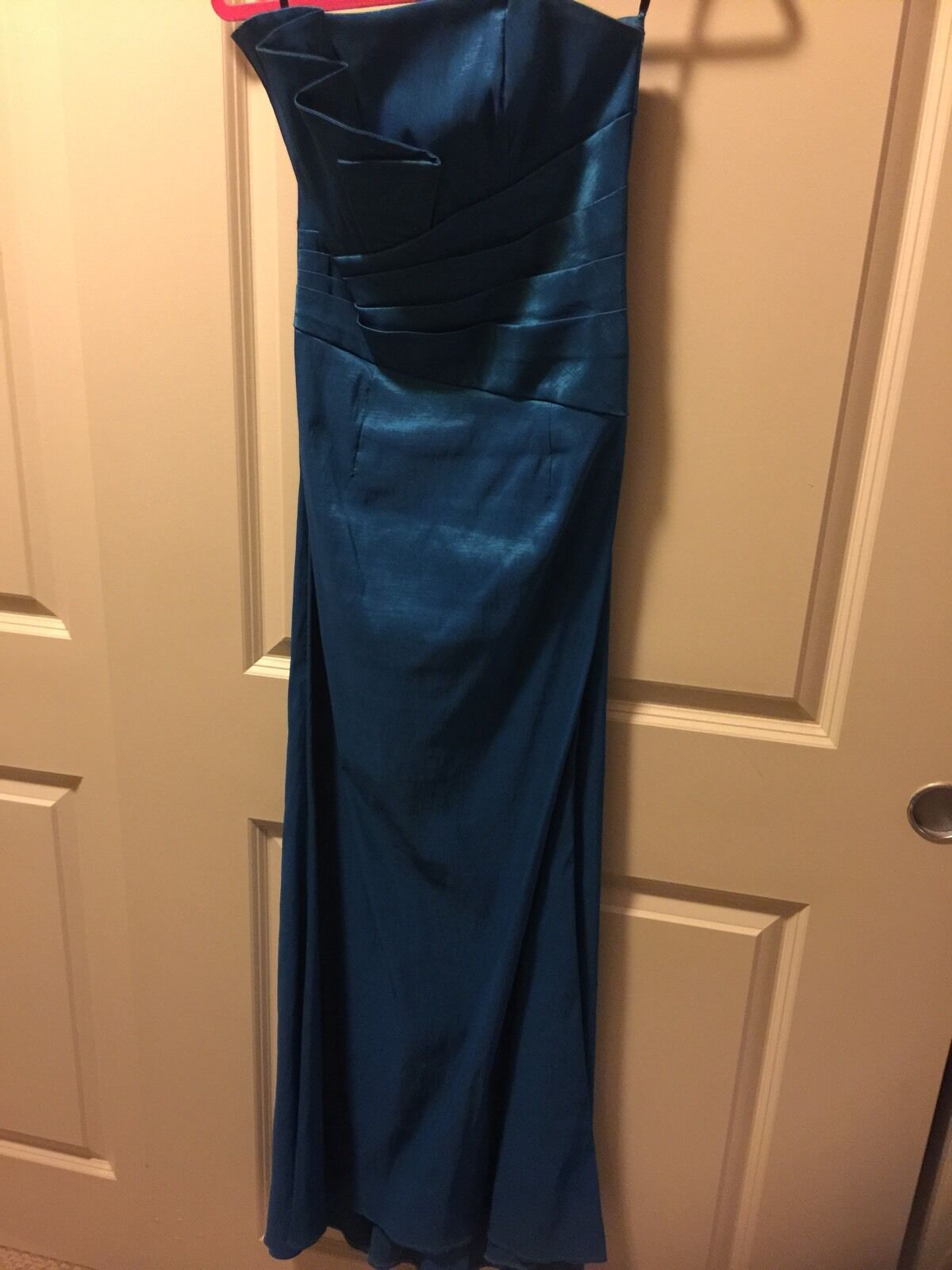 evening ball gown - image 1