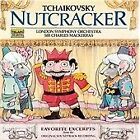 Charles Mackerras - Tchaikovsky (Nutcracker - Favorite Exerpts/Original Soundtrack, 1989)