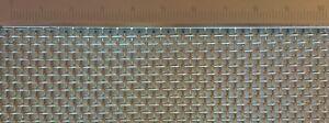 Edelstahl Drahtgeflecht mit 1,8mm Maschenweite, 0,8mm Drahtstärke, 150cm x100cm