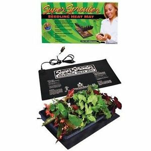 Super Sprouter 10 X 20 Seedling Heat Mat Germination