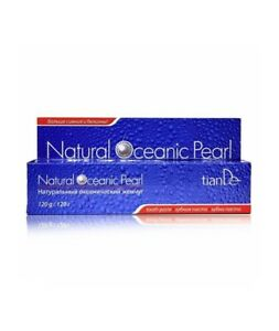 TianDe Natural Oceanic Pearl toothpaste Teeth whitening 100% pearl powder ECO