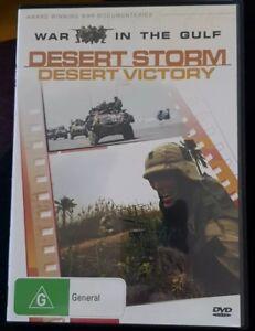 WAR-IN-THE-GULF-DESERT-STORM-DESERT-VICTORY-DVD