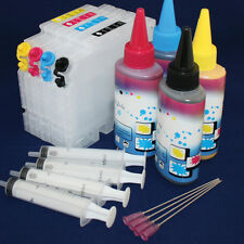 Sublimation Refillable ink cartridge set for RICOH SG3110DN SG3110DNW GC-41