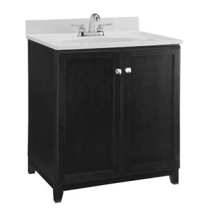 Design House Furniture Style 30 In Single Bathroom Vanity Cabinet