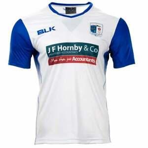 08845cd2c15 Image is loading Barrow-Football-Club-Home-Shirt-Soccer-Jersey-Barrow-