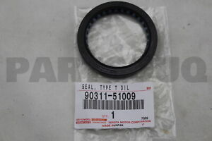 TYPE T OIL FOR TRANSFER EXTENSION HOUSING 9031138090 Genuine Toyota SEAL