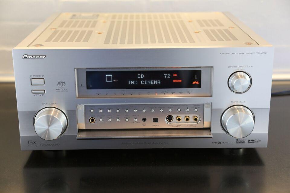 Forstærker, Pioneer, VSA AX10i