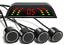 FALCON 2630 BLACK KIT 4 Sensores Aparcamiento PARKTRONIC Parking System NEGRO