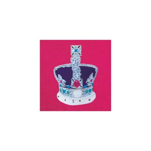 Imperial State Crown Birthday Card