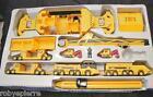 Hotwheels mattel 1996 Megaric 15112 Gru crane grue truck camion caterpillar RARO