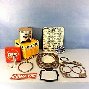 Kawasaki-KX500-Haut-Fin-Kit-Pro-X-Piston-Cometic-Joints-1986-1988-KX-500
