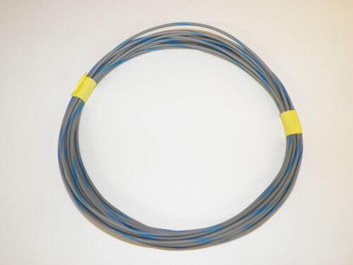 GRAY//BLUE AUTOMOTIVE  WIRE 16 GAUGE HIGH TEMP GXL 25 FEET