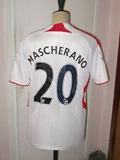 Maillot shirt trikot maglia MASCHERANO LIVERPOOL  2007-2008 Away jersey
