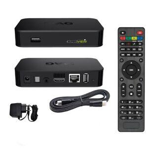 feb9539db9e741 Used Mag 256 Original IPTV Set Top Box Multimedia Player Internet TV ...