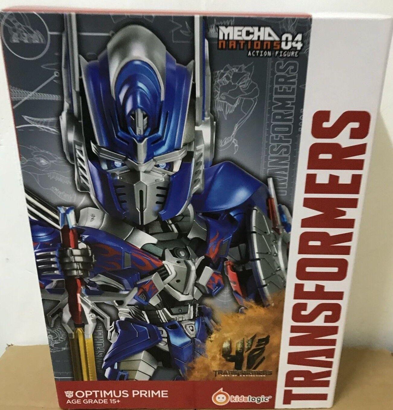 Kids Logic Transformers Mecha Nation MN-04 Optimus Prime AGE OF EXTINCTION AOE