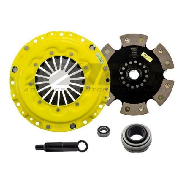 Clutch Kit-GS, Std Trans AI3-XXR6 Fits 1992 Acura Integra