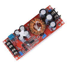 1200W DC Boost Converter Power Supply 8-60V 12V Step up to 12-83V 24 48V 20A