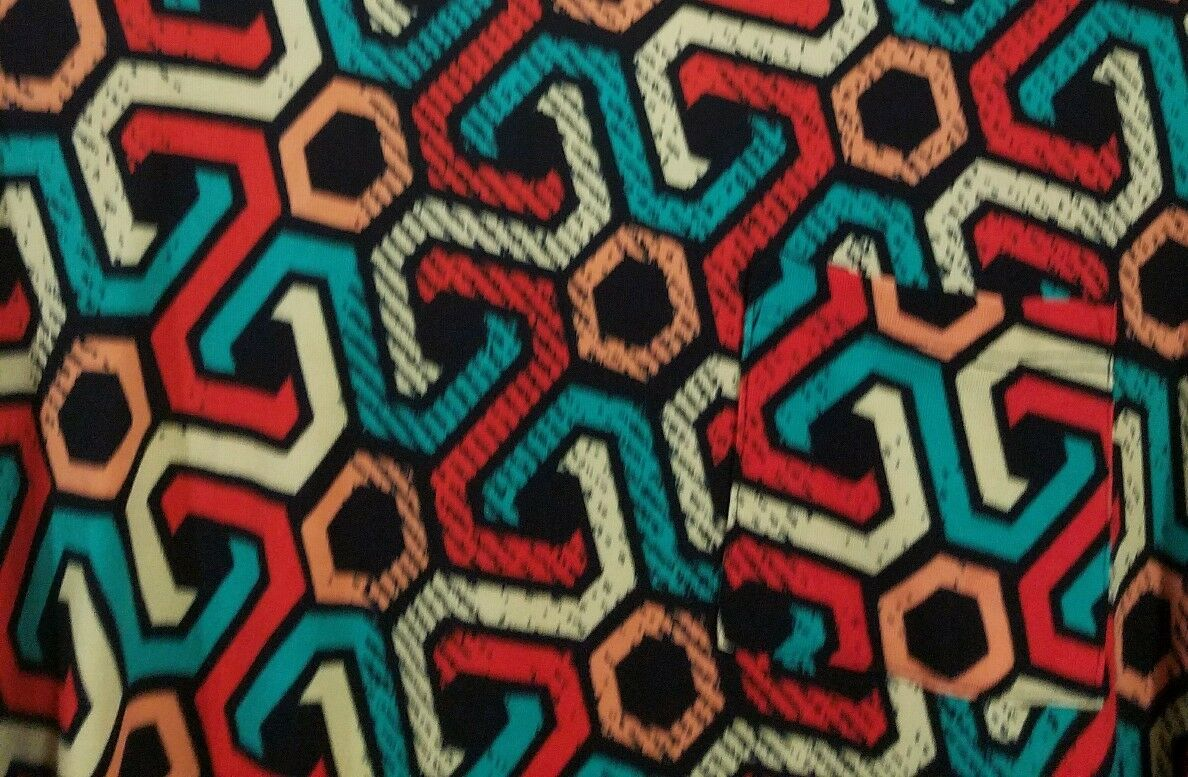 New With Tags  Small S  Lularoe  Carly Dress Multi Farbe