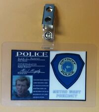 Robocop ID Badge - Alex Jones Murphy cosplay prop costume