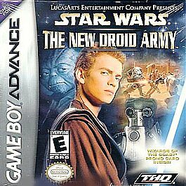 Star Wars Episode II: The new Droid Army, (GB Advance)