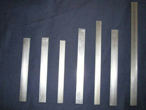 1pcs 440C 9CR18MO Stainless Steel Plate Bar 3mm x 40mm x 300mm