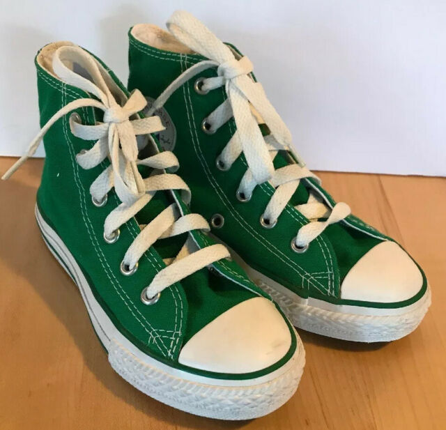 Kids Youth Canvas SNEAKERS Sz 11