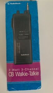 Radioshack-TRC-235-Walkie-Talkie-Channel-Radio-Shack