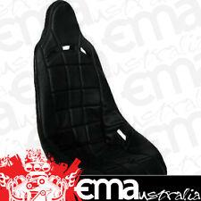 RCI 8000S Poly Baja Hghbck Seat Blk