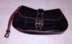 Guess-Small-Wrislet-Clutch-Purse-Women-Bags-amp-Handbags-Buckle-Snap